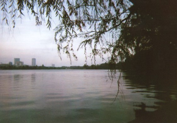 bucharest-lake