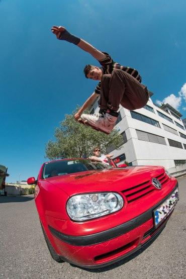 Fabian Gaile - Air over car